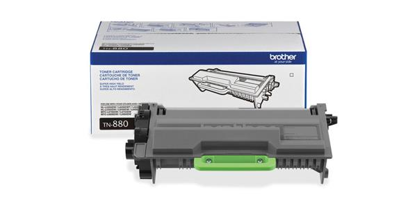 Brand New Original BROTHER TN820 Laser Toner Cartridge Black OEM-TN820