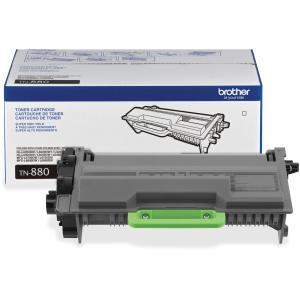 Brand New Original BROTHER TN880 Extra High Yield Laser Toner Cartridge Black OEM-TN880