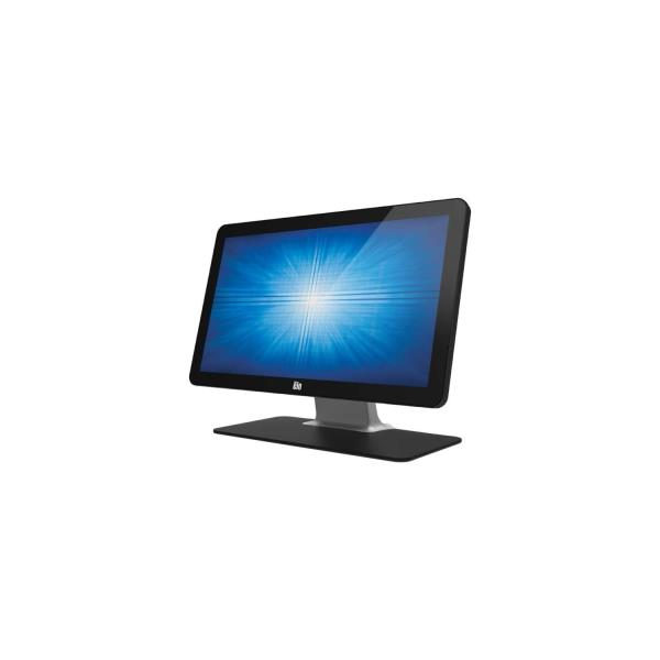 "Elo 2002L 20"" LCD Touchscreen Monitor - 16:9 - 20 ms - Projected Capacitive - Multi-touch Screen - 1920 x 1080 - Full HD - 16.7 Million Colors - 3,000:1 - 250 Nit - Speakers - HDMI - USB - VGA - Black"
