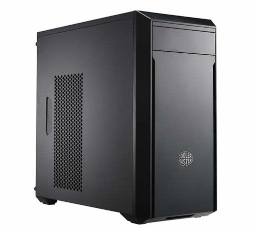 Cooler Master MasterBox Lite 3 Micro-ATX Computer Case - 1x 120mm Rear Fan - Support up to 345mm VGA Card - 2x USB 3.0 - Audio Ports (MCW-L3S2-KN5N)
