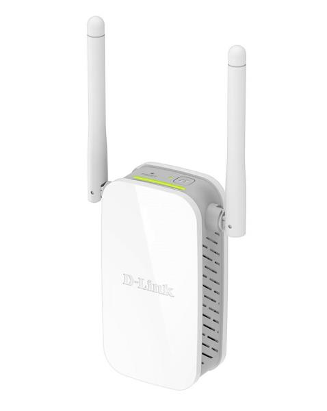 D-Link DAP-1325 IEEE 802.11n 300 Mbit/s Wireless Range Extender - 2.40 GHz - Fast Ethernet - Wall Mountable