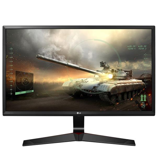 "LG 27MP59G-P 27"" Full HD LED LCD Monitor - 16:9 - Black - 1920 x 1080 - 16.7 Million Colors - FreeSync - 250 Nit - 5 ms - HDMI - VGA - DisplayPort"