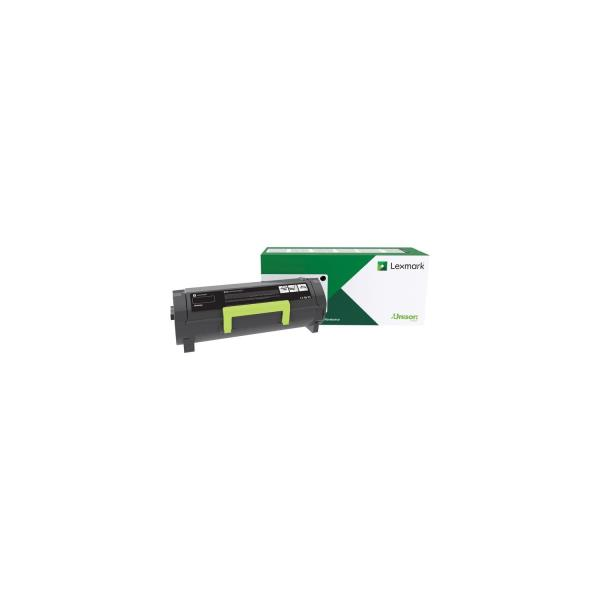 Lexmark Unison Toner Cartridge - Black - TAA Compliant - Laser - High Yield - 15000 Pages - 1 Each 56F1H00