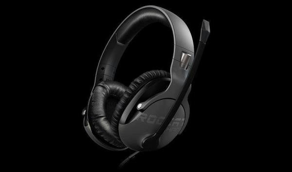 Roccat KHAN PRO - Competitive High Resolution Gaming Headset, Black (ROC-14-622)