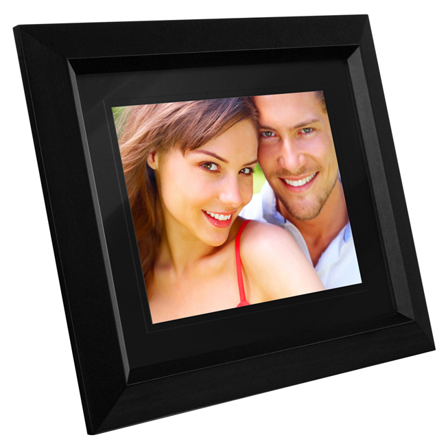 "15"" High Resolution Digital Photo Frame with 1GB On-Board Memory"