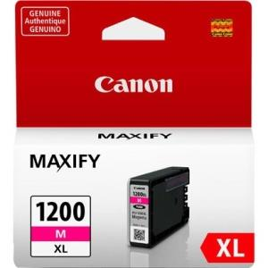 Canon PGI-1200 XL Original Ink Cartridge - Inkjet - High Yield - 900 Pages - Magenta - 1 / Pack 9197B001