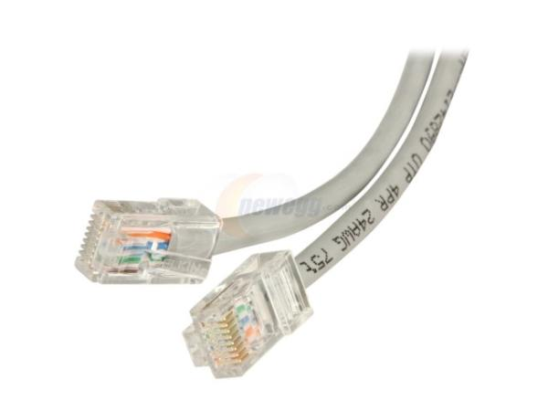 RJ45 CAT-5e 15 Feet Patch Cable