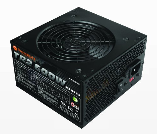 Thermaltake TR2 600W ATX12V V2.2 24PIN Power Supply with 120MM Fan