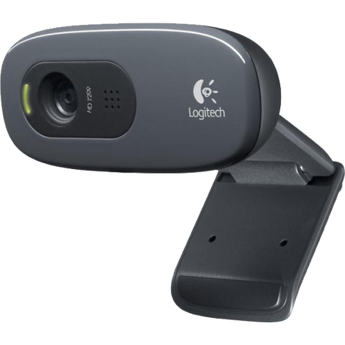 Logitech HD Webcam C270 - Web camera - color - audio - Hi-Speed USB