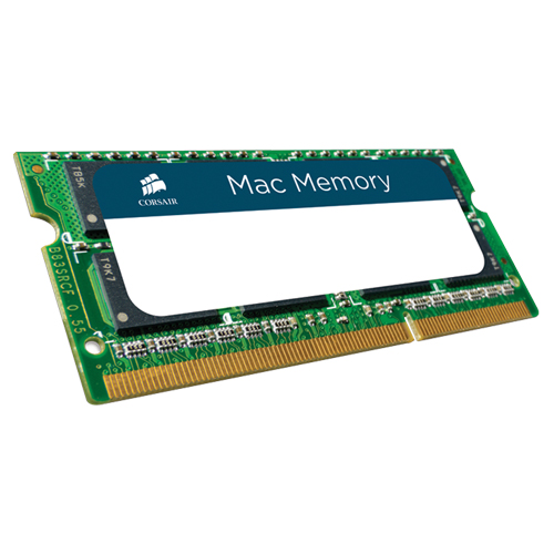 Corsair Apple 8GB DDR3-1333 204PIN SODIMM Memory Kit Aaple iMac Macbook and Macbook Pro