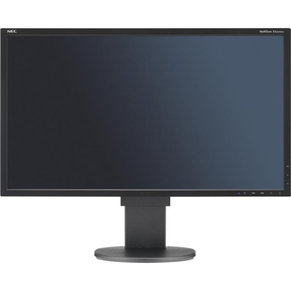 "NEC Display MultiSync EA223WM 22"" LED LCD Monitor - 16:10 - 5 ms Adjustable Display Angle - 1680 x 1050 - 16.7 Million Colors - 250 cd/m² - 1,000:1 - WSXGA+ - Speakers - DVI - VGA - DisplayPort"