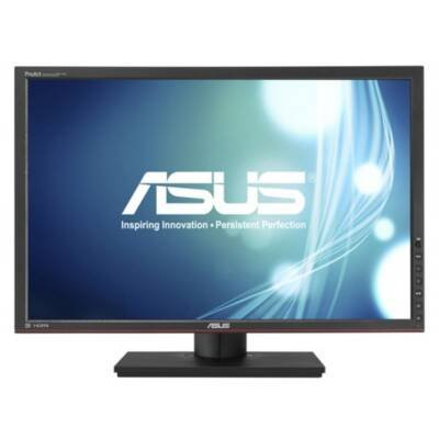 ASUS PA248Q 24.1IN Widescreen LED Backlit LCD Monitor Black 1920X1200 6MS 80M:1 HDMI DVI DisplayPort