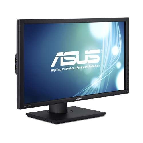 "Asus PB238Q 23"" Full HD LED LCD Monitor - 16:9 - Black - In-plane Switching (IPS) Technology - 1920 x 1080 - 16.7 Million Colors - )250 Nit - 6 ms - 75 Hz Refresh Rate - 2 Speaker(s) - DVI - HDMI - VG"