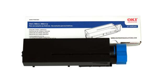 Oki Toner Cartridge LED - 1500 Page - 1 Each