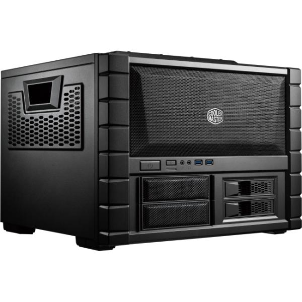 Cooler Master HAF XB EVO - High Air Flow Test Bench and LAN Box Desktop Computer Case with ATX Motherboard Support RC-902XB-KKN2