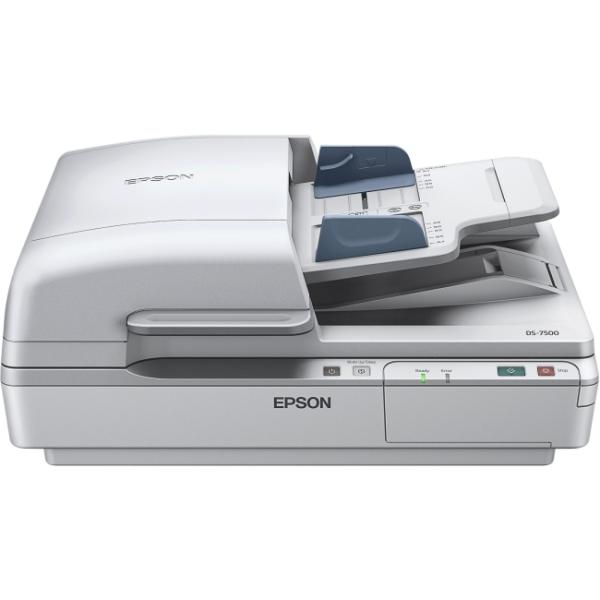 Epson WorkForce DS-7500 Sheetfed Scanner - 1200 dpi Optical B11B205321