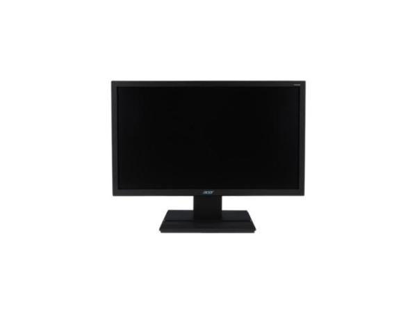 "Acer V226HQL 21.5"" LED LCD Monitor - 16:9 - 8 ms - Adjustable Display Angle - 1920 x 1080 - 16.7 Million Colors - 250 Nit - 100,000,000:1 - Speakers - DVI - VGA - Black - TCO Certified Displays 6.0 UM"