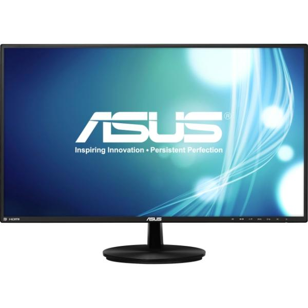 ASUS VN279Q 27in 178 Degree Ultra Wide LED Backlit A-MVA 16:9 1920x1080 16:9 5ms HDMI Monitor