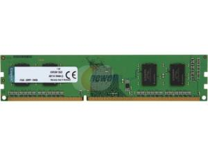 Kingston 2GB Module - DDR3 1600MHz - 2 GB - DDR3 SDRAM - 1600 MHz DDR3-1600/PC3-12800 - 1.5 V - Non-ECC - Unbuffered - 240-pin - DIMM KVR16N11S6/2