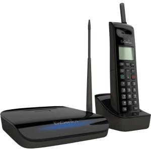EnGenius FreeStyl 2 Cordless Phone - 900 MHz - 1 x Phone Line - Caller ID - Speakerphone