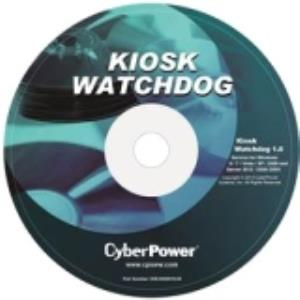 CyberPower KIOSKCOMMSW Software for Unattended System Monitoring and Auto Restart - 1 User - Monitoring - CD-ROM - PC - English