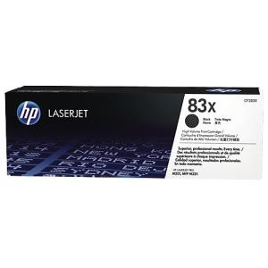 Compatible HP CF283X (83X) High Yield Laser Toner Cartridge Black