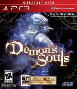 Demon's Souls - PlayStation 3 Standard Edition 730865001323