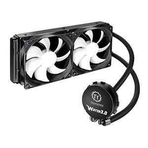 Thermaltake Water 3.0 Extreme 240mm Liquid Cooling CLW0224-B