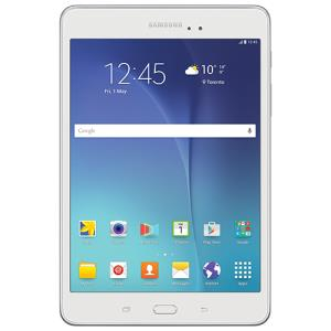 Samsung Galaxy Tab A 8.0 Quad Core 1.2GHZ 1.5GB 16GB Android 5.0 Tablet - White SM-T350NZWAXAC