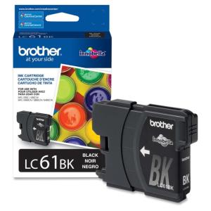 brother LC61BKS Black Ink Cartridge