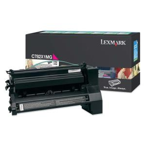 Lexmark Extra High Yield Return Program Magenta Print Cartridge for C782 C782X1MG