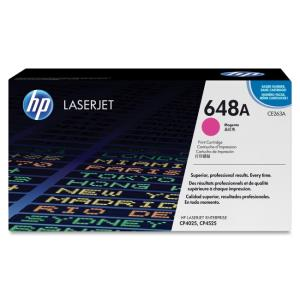 HP Color LaserJet CE263A Magenta Print Cartridge for CP4025 and CP4525 Series