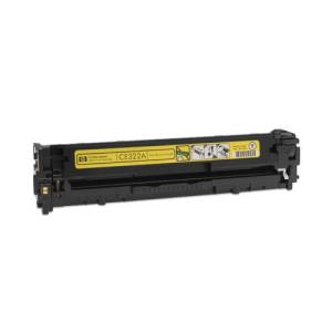 HP 128A Yellow Laserjet Toner Cartridge CE322A