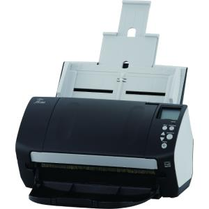 Fujitsu fi-7180 Color Duplex Document Scanner - Departmental Series - 80 ppm - 600 dpi Optical PA03670-B005