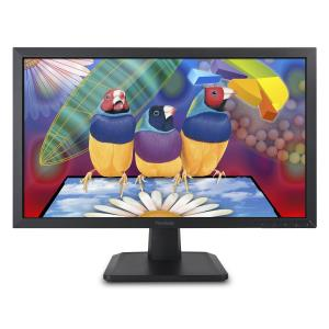 VIEWSONIC 24 inch (23.6 inch viewable) Full HD Monitor with SuperClear MVA Panel Technolog VA2452SM