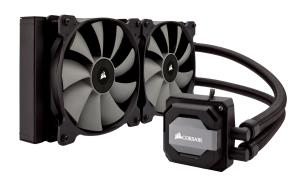 Corsair Cooling Hydro Series H110I Extrme Performance CPU Cooler LGA1151/1150/1155/1156/FM 1/2 CW-9060026-WW