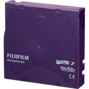 Fujifilm LTO Ultrium-7 Data Cartridge - LTO-7 - 6 TB (Native) / 15 TB (Compressed) - 3149.61 ft Tape Length - 300 MB/s Native Data Transfer Rate - 750 MB/s Compressed Data Transfer Rate 16456574