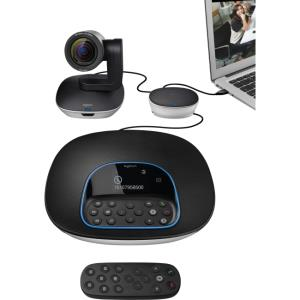 Logitech GROUP Video Conferencing System - 1920 x 1080 Video (Content) - 30 fps 960-001054