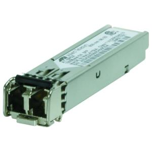 Allied Telesis AT-SPSX SFP (mini-GBIC) Module - For Data Networking, Optical Network 1 LC 1000Base-SX Network - Optical Fiber62.5/125 µm, 50/125 µm - Multi-mode - Gigabit Ethernet - 1000Ba