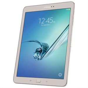 "Samsung Galaxy Tab S2 9.7"" 32GB Android 5.0 (Lollipop) Tablet with Exynos 5433 8-Core Processor-Gold SM-T813NZDEXAC"