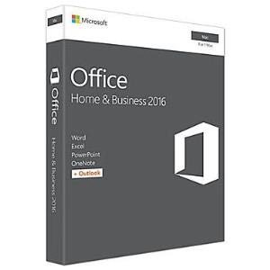 Microsoft Office Home and Student 2016 Win French US/CANADA Only Medialess P2 79G-04583