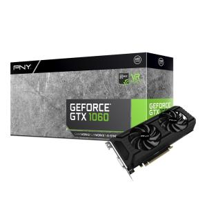 PNY PCIE GEFORCE GTX 1060 3GB BOX DDR5 VCGGTX10603PB