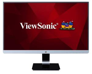 "Viewsonic VX2478-SMHD 23.8"" WQHD LED LCD Monitor - Black - 2560 x 1440 - 16.7 Million Colors - )300 Nit - 14 ms - HDMI - DisplayPort"
