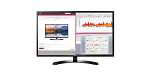 LG 32MA68HY 32IN Full HD 5ms D-SUB DVI-D HDMI VESA Wall Mount Key Lock IPS Monitor (32MA68HY-P)