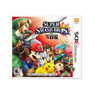 Nintendo Super Smash Bros. 3Ds Game 6000187488421
