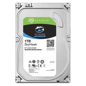 Seagate SkyHawk ST1000VX005 1 TB Hard Drive - SATA (SATA/600) - Internal - 64 MB Buffer - 3 Year Warranty