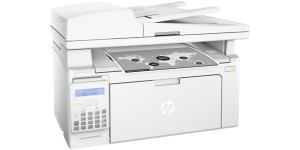 HP LaserJet Pro M130fn Laser Multifunction Printer - Monochrome - Plain Paper Print - Desktop G3Q59A#BGJ