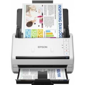 Epson WorkForce DS-530 Sheetfed Scanner - 300 dpi Optical - 30-bit Color - 24-bit Grayscale - 35 ppm (Mono) - 35 ppm (Color) - Duplex Scanning - USB B11B236201