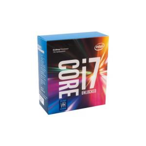 Intel Core i7 i7-7700K Quad-core (4 Core) 4.20 GHz Processor - Retail Pack - 8 MB Cache - 4.50 GHz Overclocking Speed - 14 nm - Socket H4 LGA-1151 - HD Graphics 630 Graphics - 91 W BX80677I77700K