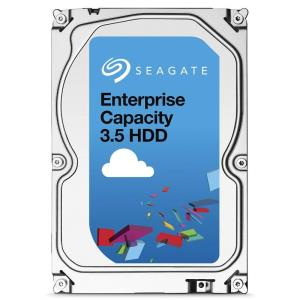 6TB ENT CAP SAS HDD 7200 RPM 256MB 3.5IN ST6000NM0095